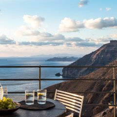 Отель Porto Fira Suites Греция, Остров Санторини - отзывы, цены и фото номеров - забронировать отель Porto Fira Suites онлайн питание фото 2