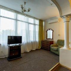 Гостиница Приморская Сочи комната для гостей фото 4