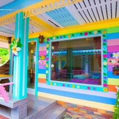 Отель Rachawadee Resort Koh Larn детские мероприятия фото 2
