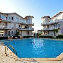 Апартаменты Olimpias Apartment Белек бассейн