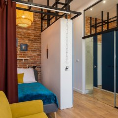Отель Bliss Apartaments San Francisco Польша, Познань - отзывы, цены и фото номеров - забронировать отель Bliss Apartaments San Francisco онлайн комната для гостей фото 3