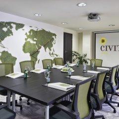 Отель Civitel Attik Маруси помещение для мероприятий фото 2