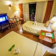 Seaview Patong Hotel 3* Стандартный номер с различными типами кроватей фото 9