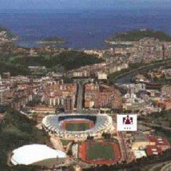 Отель Anoeta Испания, Сан-Себастьян - отзывы, цены и фото номеров - забронировать отель Anoeta онлайн приотельная территория