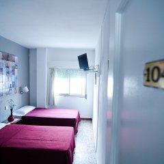 Отель Málaga Inn сауна
