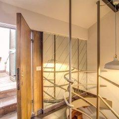Отель Amar Roma ванная фото 2