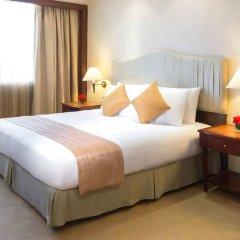 Отель Marco Polo Plaza Cebu Филиппины, Лапу-Лапу - отзывы, цены и фото номеров - забронировать отель Marco Polo Plaza Cebu онлайн комната для гостей фото 3