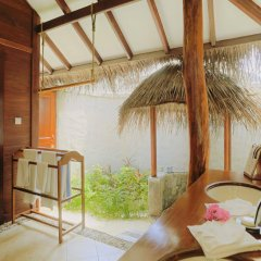 Отель Medhufushi Island Resort сауна