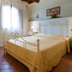 Отель Agriturismo Le Buche di Viesca Реггелло комната для гостей