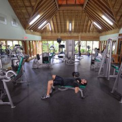 Отель Sunset at the Palms Resort - Adults Only - All Inclusive фитнесс-зал фото 2