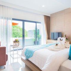 Отель Patong Bay Hill Resort 4* Полулюкс с различными типами кроватей