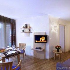 Отель Citadines Bastille Gare de Lyon Paris комната для гостей фото 2