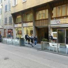 Promenade hotel вид на фасад