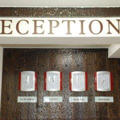 Apart Hotel Comfort Банско интерьер отеля