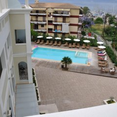 Corfu Mare Boutique Hotel балкон