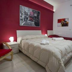 Отель Residence Damarete Сиракуза комната для гостей