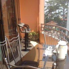 Tulip Xanh Hotel Далат балкон