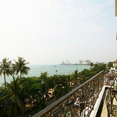 Отель LK The Empress балкон