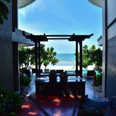 Отель Papa Monkey Resort пляж
