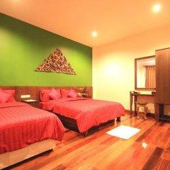 Отель Devara Pool Villa Паттайя комната для гостей фото 5