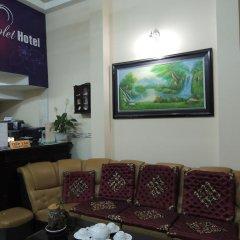 Отель Violet - Bui Thi Xuan Hotel Вьетнам, Далат - отзывы, цены и фото номеров - забронировать отель Violet - Bui Thi Xuan Hotel онлайн интерьер отеля фото 2