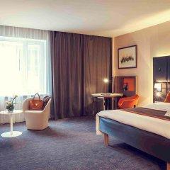 Гостиница Mercure Тюмень Центр 4* Полулюкс двуспальная кровать