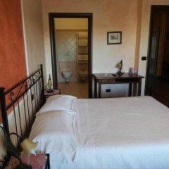 Отель Relais Maria Luisa Рим сейф в номере