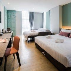 Отель TRANZ Бангкок комната для гостей фото 5