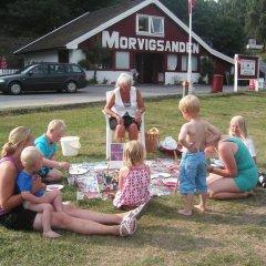 Отель Morvigsanden Camping Норвегия, Гримстад - отзывы, цены и фото номеров - забронировать отель Morvigsanden Camping онлайн детские мероприятия