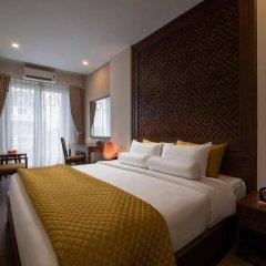 Отель Hanoian Lakeside Hotel Вьетнам, Ханой - отзывы, цены и фото номеров - забронировать отель Hanoian Lakeside Hotel онлайн комната для гостей фото 2