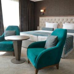 Отель Interhotel Cherno More комната для гостей фото 4