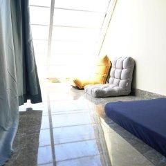 Отель LeuLeu Mountain View Villa & Camping Далат в номере