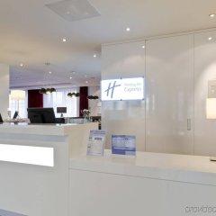 Отель Holiday Inn Express Amsterdam - Schiphol интерьер отеля