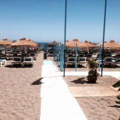 Отель Roc Flamingo пляж фото 2