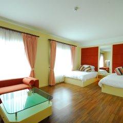 Отель HIP Бангкок комната для гостей