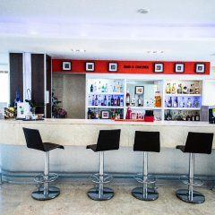 Hotel Roma Tor Vergata Рим гостиничный бар