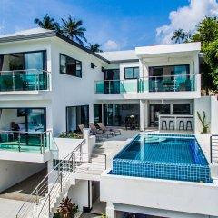 Отель Villa Jasmin Таиланд, Самуи - отзывы, цены и фото номеров - забронировать отель Villa Jasmin онлайн бассейн