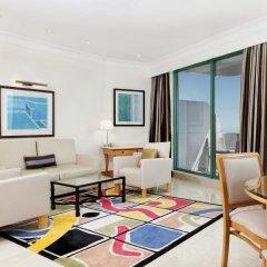 Отель Hilton Dubai Jumeirah 5* Люкс с различными типами кроватей фото 22