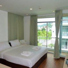 Отель iCheck inn Residences Patong комната для гостей