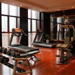 Chongzhou Zhongsheng Hotel фитнесс-зал