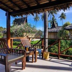 Отель Phi Phi Island Village Beach Resort балкон