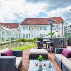 Отель Leonardo Hamburg Airport Гамбург фото 6