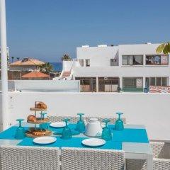 Отель Evelina Apartment Кипр, Протарас - отзывы, цены и фото номеров - забронировать отель Evelina Apartment онлайн бассейн фото 2
