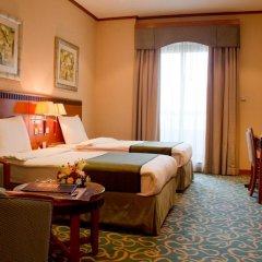 Отель Golden Tulip Al Barsha удобства в номере фото 2