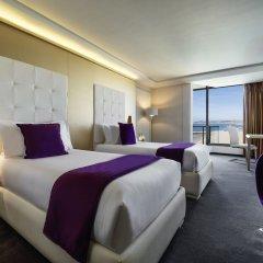 Отель Movenpick Hotel & Casino Malabata Tanger Марокко, Танжер - отзывы, цены и фото номеров - забронировать отель Movenpick Hotel & Casino Malabata Tanger онлайн комната для гостей фото 4
