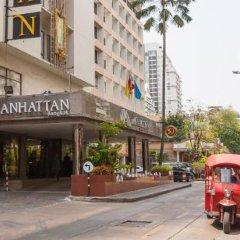 Manhattan Bangkok Hotel Бангкок городской автобус