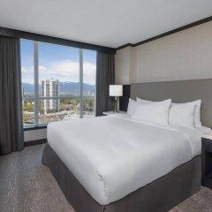 Отель Hilton Vancouver Metrotown Канада, Бурнаби - отзывы, цены и фото номеров - забронировать отель Hilton Vancouver Metrotown онлайн фото 17