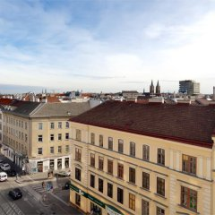 Отель Exe Vienna Вена балкон
