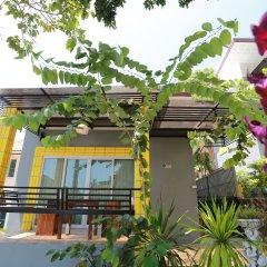 Отель Greenery Resort Koh Tao балкон