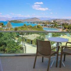 Отель Luxury Албания, Ксамил - отзывы, цены и фото номеров - забронировать отель Luxury онлайн балкон
